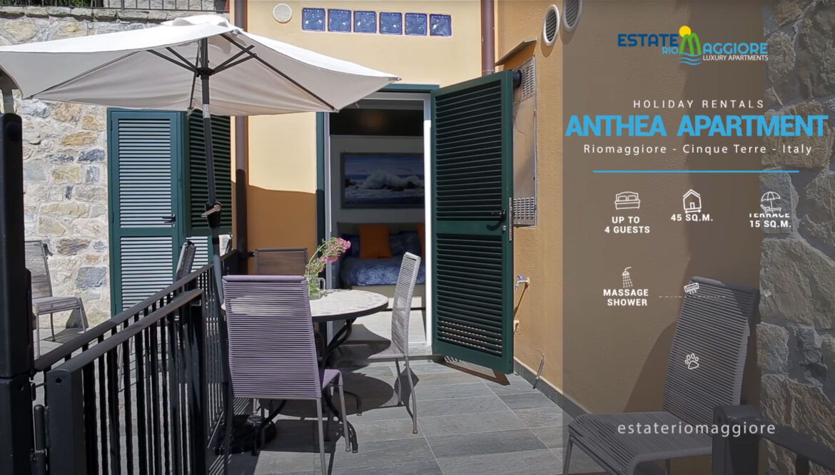 Anthea, one bedroom apartment